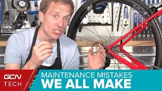 Download 5 Maintenance Mistakes Even Experienced Cyclists Make Video