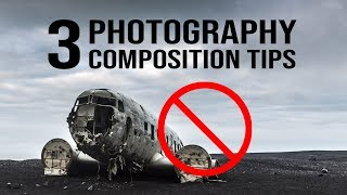 Download 3 COMPOSITION TIPS for Landscape Photography Video