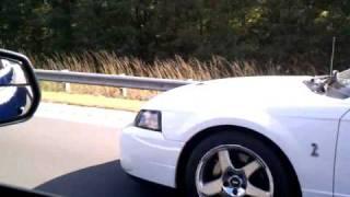 Download 2011 GT500 vs. 2003 SVT Cobra Video