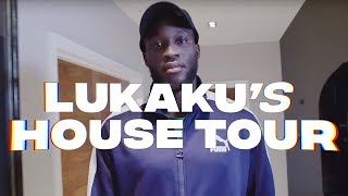 Download Inside Romelu Lukaku's House: Take a Tour of Manchester United Striker's Pad with Taylor Rooks Video