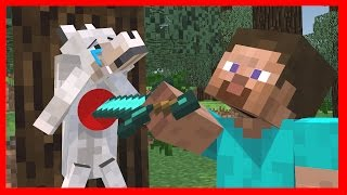 Download Wolf Life - Minecraft Top 5 Life Animations Video