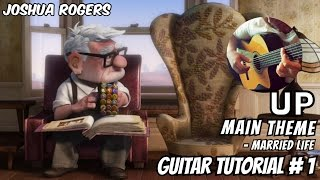 Download UP - Married Life | Acoustic Guitar Tutorial#1 (of 3) | NBN Guitar Video