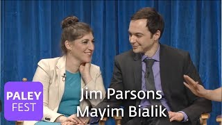 Download The Big Bang Theory - Jim Parsons and Mayim Bialik on Amy and Sheldon Video