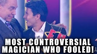 Download PENN AND TELLER MOST CONTROVERSIAL MAGICIAN WHO FOOLED! Video