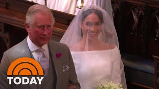 Download Royal Wedding: See Meghan Markle Walk Down The Aisle | TODAY Video