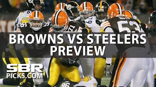 Download Pittsburgh Steelers at Cleveland Browns | NFL Picks | With Al McMordie Video