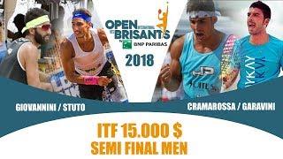 Download Open des Brisants 2018 ITF Reunion 15k$ Semi Final men Video