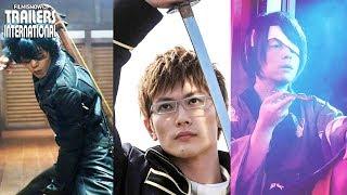 Download 映画『銀魂2 掟は破るためにこそある』メイキング(危険な男たち篇)【HD】 Video
