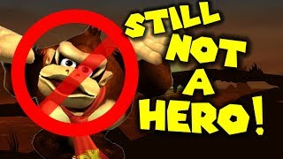 Download Donkey Kong is STILL NOT A HERO! Video