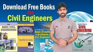 Download Download free Books for Civil Engineering Video