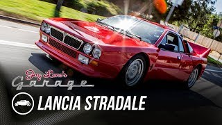 Download 1982 Lancia Stradale - Jay Leno's Garage Video