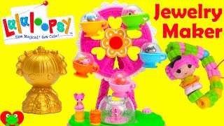 Download Lalaloopsy Jewelry Maker Playset with Ferris Wheel and Shopkins Season 3 Video