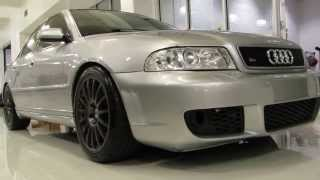 Download 2001 Modded Audi S4 by Advanced Detailing of South Florida Video