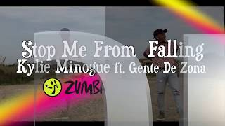 Download Kylie Minogue - Stop Me From Falling ft. Gente De Zona Zumba Choreo By Cesar Moquete Video