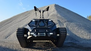 Download Ripsaw EV2 Extreme Luxury Super Tank 2015 1st Look (original) Video