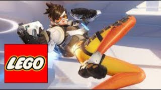 Download How to make a Lego Tracer from Overwatch Video