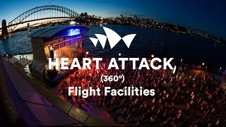 Download Flight Facilities - ″Heart Attack″ (Live in 360˚ at Sydney Opera House) Video