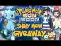 Download [COME JOIN!] SHINY MEW GIVEAWAY LIVE - POKEMON SUN/MOON Video