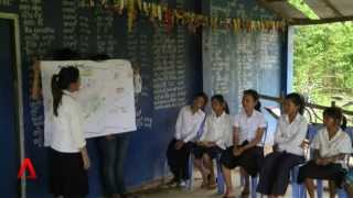 Download CAMBODIA: Struggle with education Video
