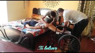 Download Spinal Cord Injury Recovery 2015 | Paraplegic | Prateek | T12 Incomplete | January-December 2015 Video