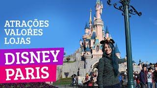 Download GUIA DISNEYLAND PARIS! ATRAÇÕES E VALORES Video