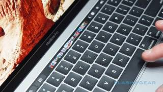 Download New MacBook Pro Touch Bar demo Video