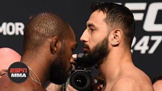 Download Best of UFC 247 ceremonial weigh-ins | ESPN MMA Video