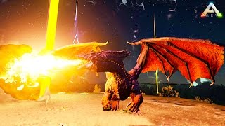 Download ARK SURVIVAL: TAMING FLYING DINOS - EXPLORING THE MAP - ARK SCORCHED EARTH MOD & FUNNY MOMENTS Video