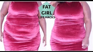Download FAT GIRL LIFE HACKS! Video