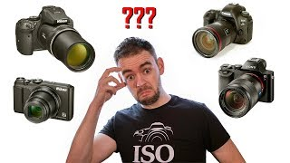 Download ″What camera should I buy?″ - The 4 types of camera Video