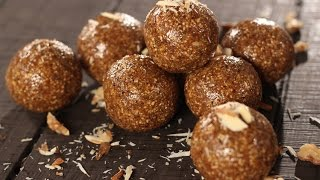 Download Multigrain Laddoo | Not So Junky - by Chef Siddharth | Sanjeev Kapoor Khazana Video
