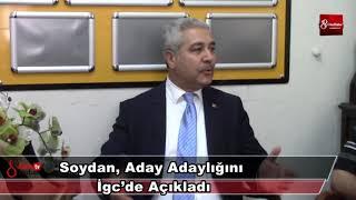 Download Soydan, Aday Adaylığını İgc'de Açıkladı 22 Ekim 2018 8gunhaber 1 Video
