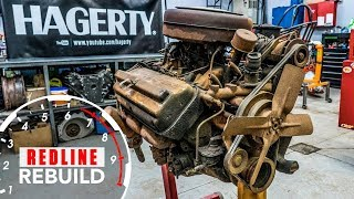 Download Chrysler Hemi FirePower V8 Engine Rebuild Time-Lapse | Redline Rebuild - S1E3 Video