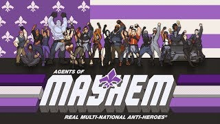 Download Agents Of Mayhem - All 12 Agent Intro Videos (Plus Johnny Gat from Saints Row) Video
