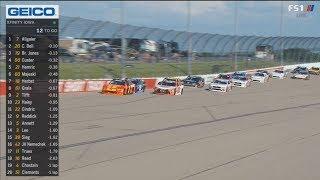 Download NASCAR Xfinity Series 2018. Iowa Speedway. Last Laps Video
