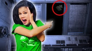 Download FOUND YOUTUBE HACKER in UNDERGROUND HAUNTED ABANDONED SECRET LAIR (MAP FOUND) Video