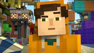 Download Minecraft: Story Mode - I'm Back! - Season 2 - Episode 1 (1) Video