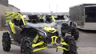 Download Ep2 KingBossQuad 2018 Maverick X3 XMR Pick Up Day - First in Canada! Video