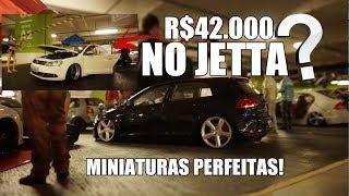 Download MINIATURAS PERFEITAS ! O CARA OFERTOU R$ 42.000 NO JETTA PENSANDO QUE ERA REAL Video