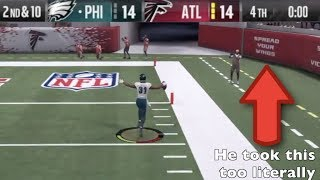 Download Madden 18 NOT Top 10 Plays of the Week Episode 28 - LMAO Worst Celebration in Madden History Video