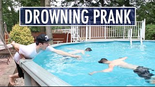 Download DROWNING PRANK ON BEST FRIEND Video