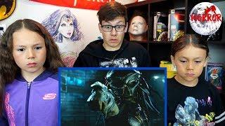 Download The Predator 2018 Trailer REACTION!!! Video