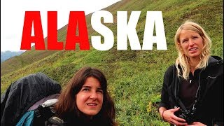 Download Exploring Denali National Park, Alaska (Grizzly Sighting!) Video