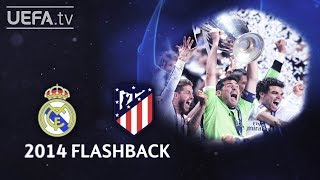 Download REAL MADRID 4-1(aet) ATLÉTICO: #UCL 2014 FINAL FLASHBACK Video