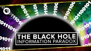 Download The Black Hole Information Paradox | Space Time Video