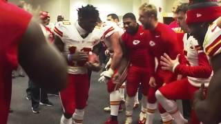 Download Chiefs vs Broncos Postgame Celebration Video