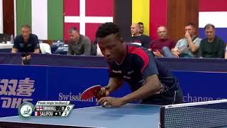 Download Paul Drinkhall vs Abdel-Kader Salifou   2019 ITTF Challenge Serbia Open (Final) Video