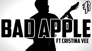 Download BAD APPLE!! || METAL COVER by RichaadEB ft. Cristina Vee Video