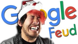 Download LAUGHING MY JINGLE BELLS OFF | Google Feud #3 Video