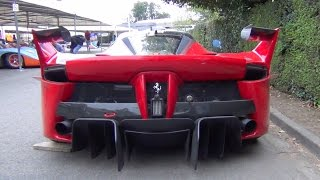 Download Ferrari FXXK INSANE Exhaust Sound! Video
